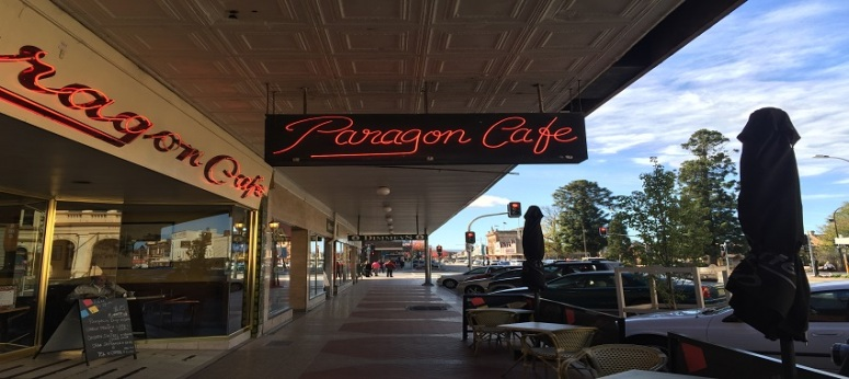 Goulburn cafe with Uniwell POS system