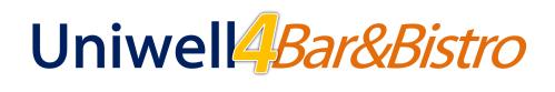 Uniwell4BarBistro - POS systems for bars, bistros & bottleshops