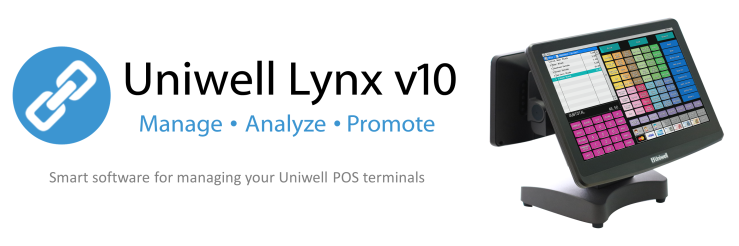 Uniwell Lynx is designed to help you get the most out of your Uniwell point of sale system Wollongong POS Southern Highlands
